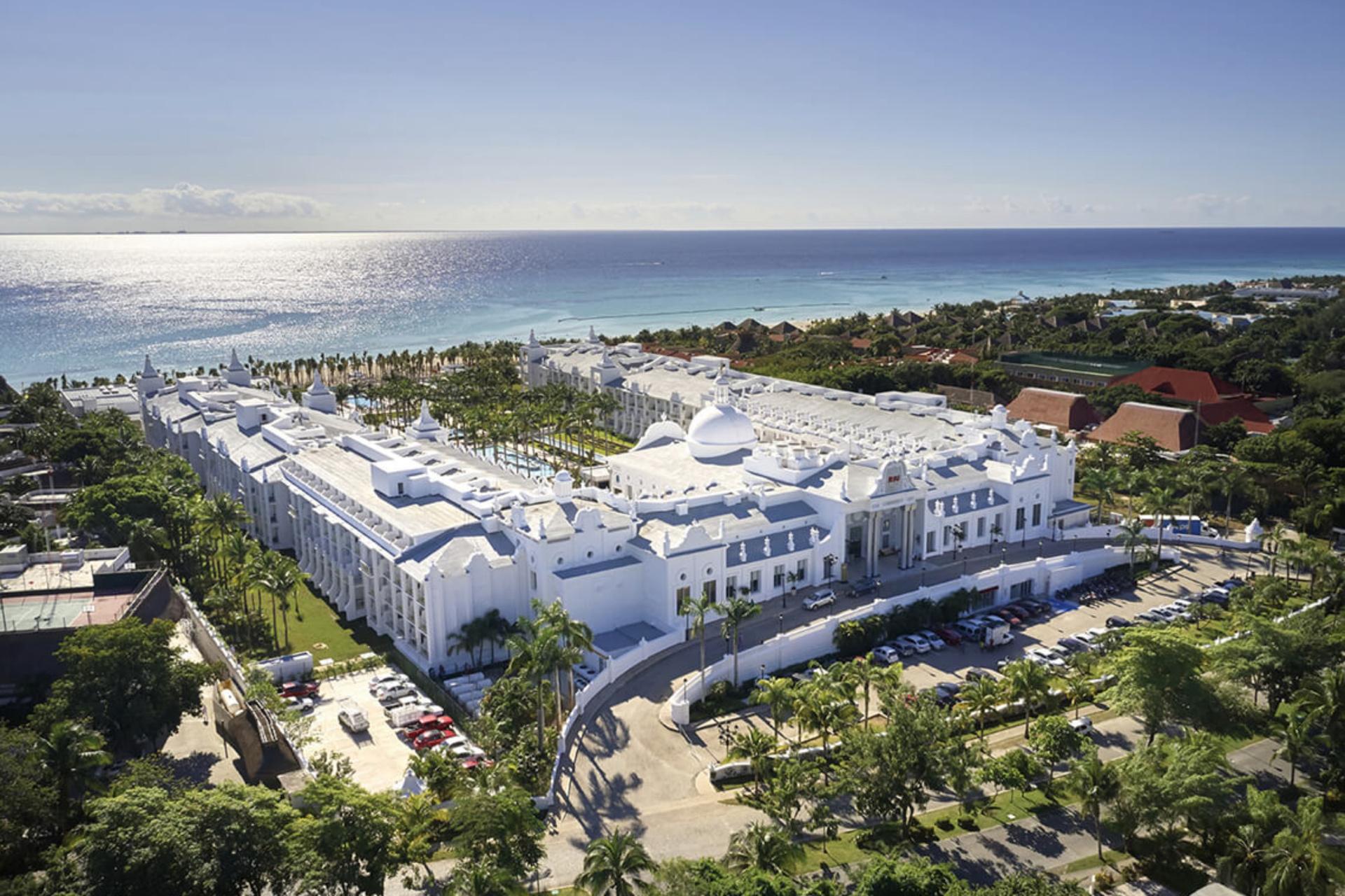 Miami to Rivera Maya - Riu Palace Riviera Maya